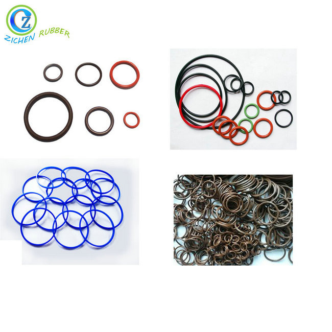 Oil Resistant Peroxide Cured Custom Silicone Rubber O Ring Featured Image
