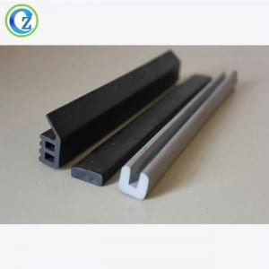 Fast delivery Rubber O Ring Making Machine - External Door Seals Custom Extrusion Rubber Products External Door Weather Strip – Zichen