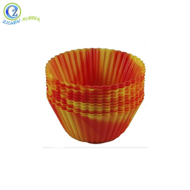 Chinese Professional Silicone Children Collapsible Cups - High Quality Silicone Mold Pan Custom Durable Silicone Pan Set – Zichen