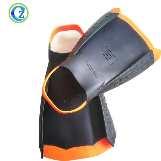 Good User Reputation for Silicone Rubber Frisbee - Adult Flexible Silicone Swimming Fins High Quality Silicone Swimming Long Flipper Diving – Zichen