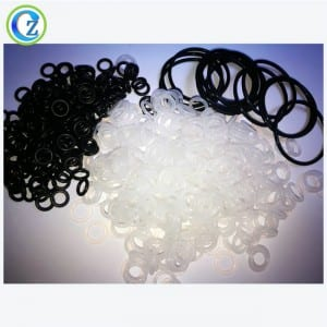 Original Factory As568 Food Grade Clear Soft Rubber Seals Colored Soft Silicone O Ring