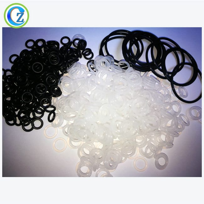 OEM Manufacturer O-Ring Silicone Rubber Cord -