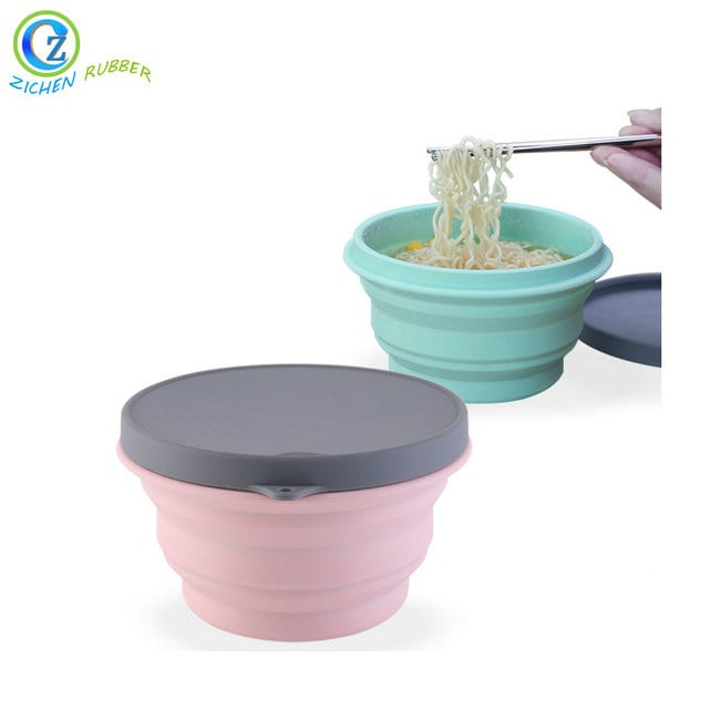 Factory directly Silicone Collapsible Dish Drainer -