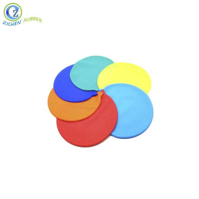 China Factory for High Temp Rubber Hose - Colorful Silicone Swimming Cap High Quality Premium Silicone Swimming Cap – Zichen