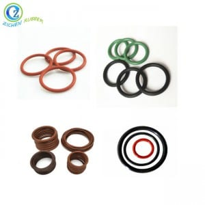 High Quality Mechanical FKM Silicone Rubber O Ring for Sealing
