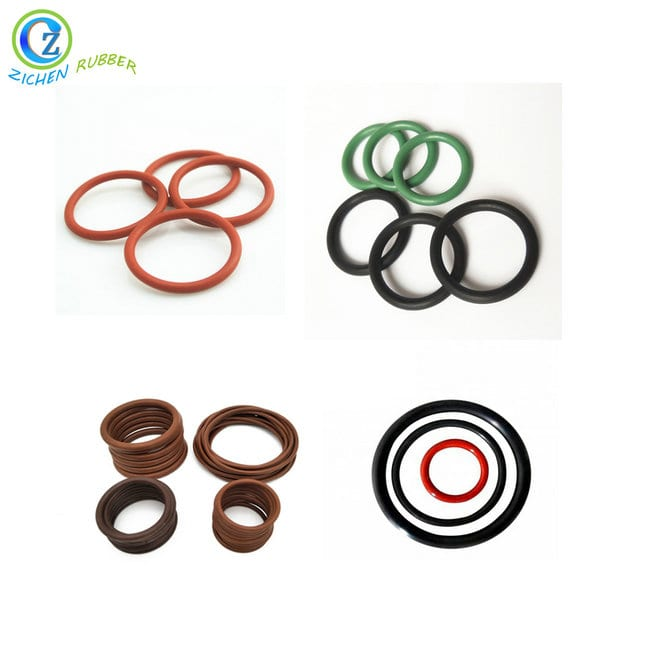 Excellent quality Nbr Conductive Rubber O Ring -