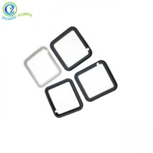 Custom Made Silicone Square Flat Rubber Gasket
