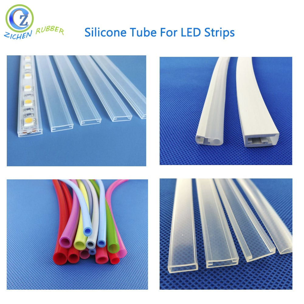 silicone tube for led strip.