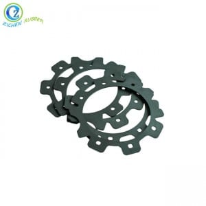 Custom EPDM NBR Silicone Auto Rubber Gasket
