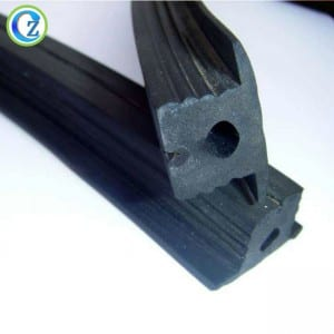 EPDM Car Window Rubber Seal Sponge Rubber Seal Best Insulation Rubber Seal