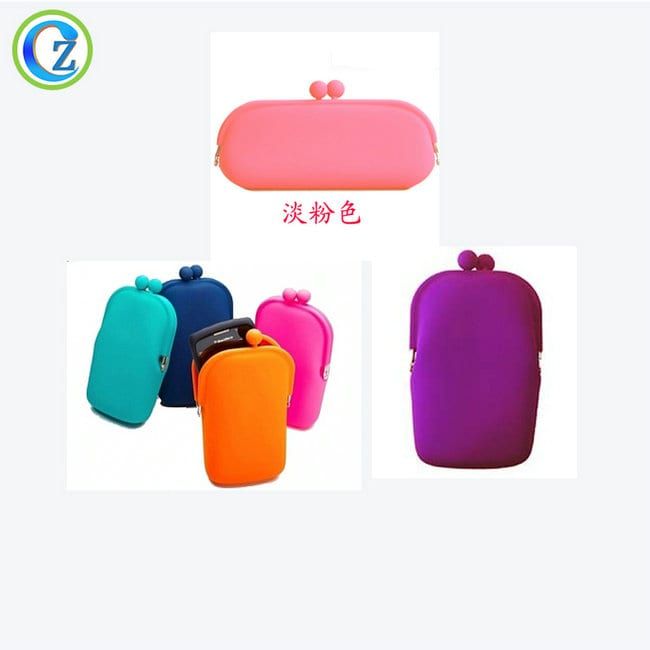Manufacturing Companies for Silicone Ball Shaped Ice Cube Tray - Custom Design Silicone Jelly Coin Purse Cute Animal Silicone Coin Purse For Gift – Zichen