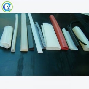 Rapid Delivery for High Temperature Rubber Gasket - Custom Special Silicone Tubing High Quality Rubber Tube – Zichen