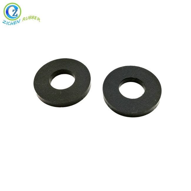 Factory Cheap Hot T Shaped Rubber Seal - High Quality Red Rubber Gasket Waterproof Rubber Gasket For Flange – Zichen