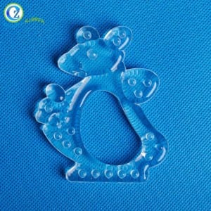 Animal Shapes Baby Toys Teether New Design Silicone Teething Toys