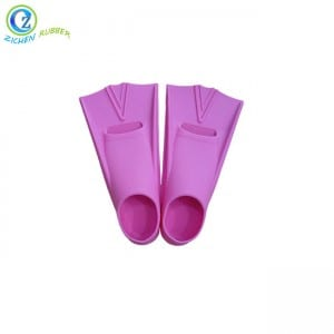 High Quality Professional Silicone Swimming Fins Special Design Silicone Swim Fins