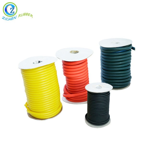 Competitive Price for Rubber Epdm Gasket - Elastic Colorful FDA Silicone Tube Flexible Rubber Hose Tube – Zichen