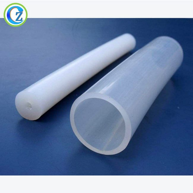 Factory Free sample Water Resistant Epdm Rubber Gasket - Custom Food Grade Silicone Tubing Flexible Rubber Tube – Zichen