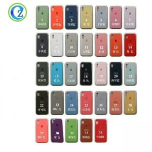 Top Quality Cool FDA Silicone Mobile Phone Case For Mobile Phones