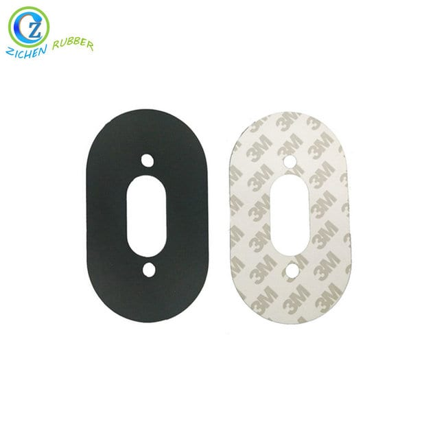 Factory For Non-Toxic Silicone Swim Fins - High Quality Epdm Dense Rubber Window Locking Gasket FDA Silicone Rubber Gasket Seals – Zichen