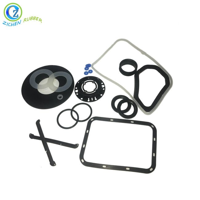 professional factory for Silicone Cookie Molds - High Quality FKM Silicone Rubber Seal Gasket  – Zichen