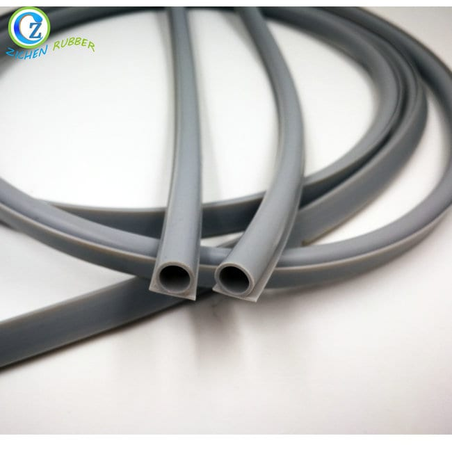 New Arrival China Ring – Rubber O Ring - Adhesive Window Seal All Around Door Seal Custom Car Window Strip – Zichen