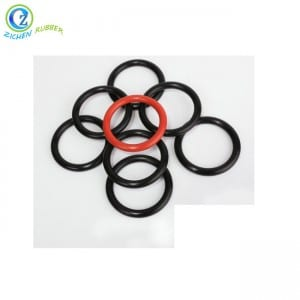 China Cheap price Translucent Silicone Rubber O Ring - Personalized Eco-friendly Silicone Oil Seal Mechanical Rubber O Ring – Zichen