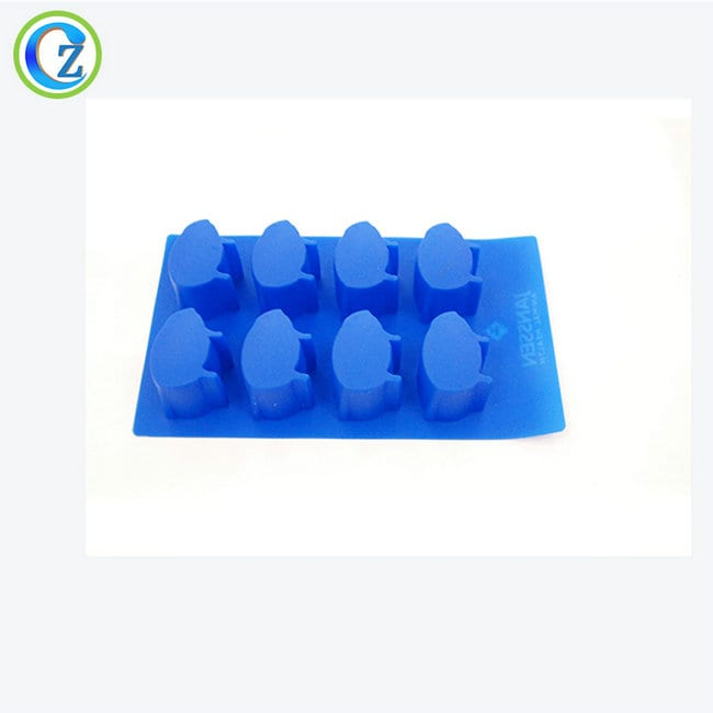 Super Lowest Price Silicone Rubber Cup Sleeve - Lego Ice Cube Maker Silicone Freezing Molds Fancy Shaped Ice Cube Trays – Zichen