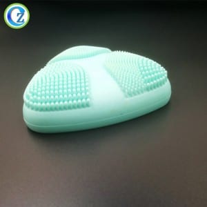 Portable FDA Silicone Facial Brush New Arrival Facial Instrument Silicone Cleansing Brush