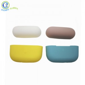 High Quality Silicone Case Earphone Dustproof for Airpods 2 Cover Fashion Silicone Protective Case
