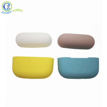 High Quality Silicone Case Earphone Dustproof for Airpods 2 Cover Fashion Silicone Protective Case Featured Image