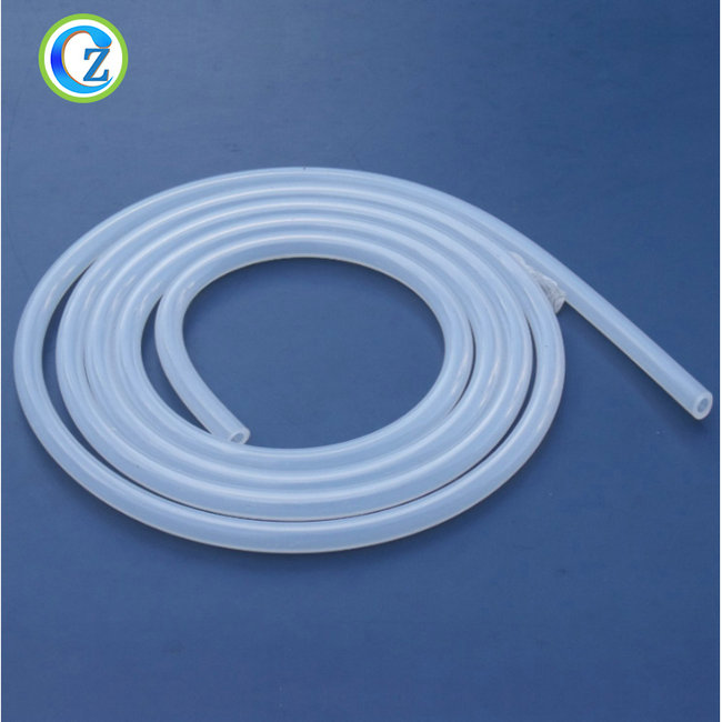 OEM/ODM Manufacturer Bottle Rubber Seal O Ring - Flexible High Pressure Silicone Tube Extruded Silicone Rubber Hose Tube – Zichen
