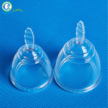 Professional China Lady Menstruation Cups - Replacement Custom Medical Grade Silicone Menstrual Cup  – Zichen