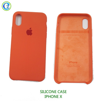 High Quality Liquid Silicone Rubber Mobile Phone Case For Iphone Featured Image