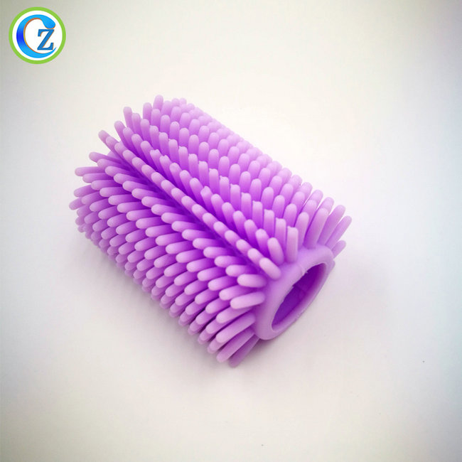 Hot Sale Electric Waterproof Vibration Facial Deep Cleansing Brush Silicone Beauty Featured Image