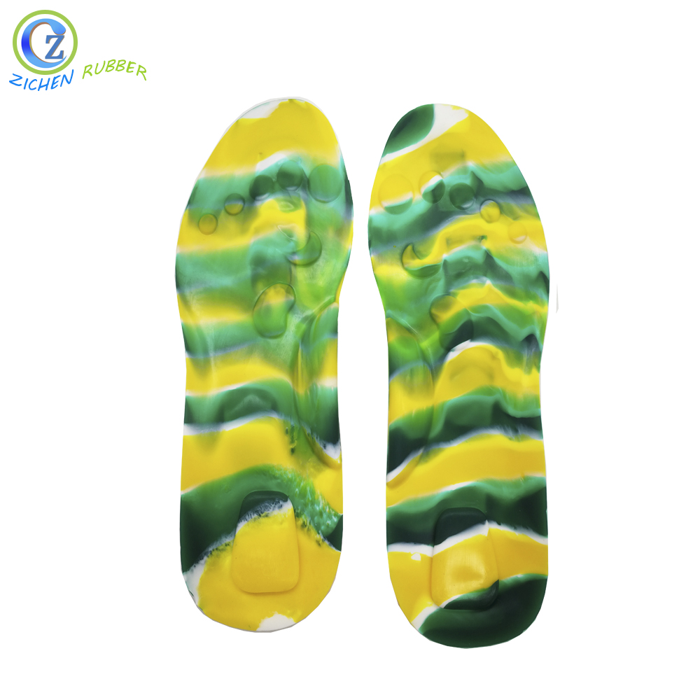 Silicone Padded Forefoot Insoles High Heel Shoes Pad Insoles Breathable Health Care Shoe Insole Featured Image