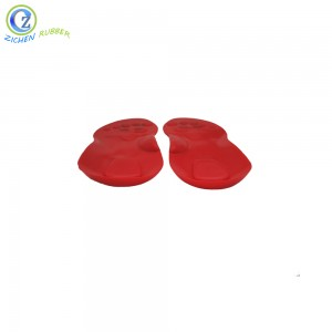 Silicone Padded Forefoot Insoles High Heel Shoes Pad Insoles Breathable Health Care Shoe Insole