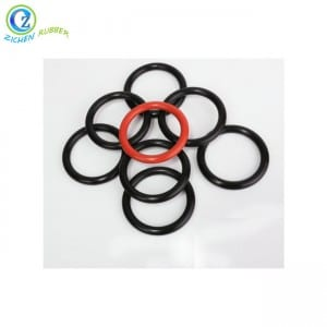 Hot sale China High-End Colored Customized FKM NBR Silicone Rubber O Shaped Seal Ring O-Ring for Mechanical Sealing