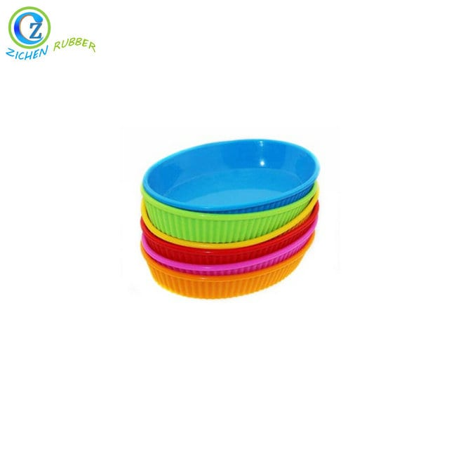 Low price for Folding Silicone Cup - High Quality Silicone Roasting Dish Custom Silicone Pan Set – Zichen