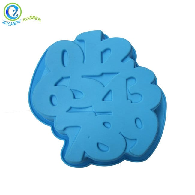 OEM/ODM Manufacturer Silastic Tubing - Flexible Ice Cube Trays New Arrival Silicone Ice Cube Molds – Zichen