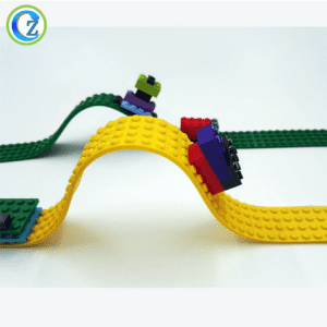 High Quality Reusable Adhesive Silicone Building Block Toy Brick Tape