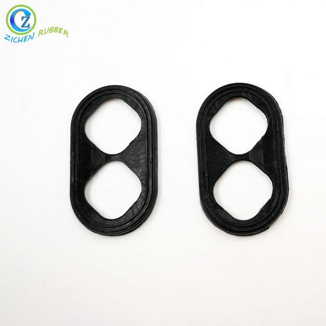 Rapid Delivery for High Temperature Rubber Gasket - Newly Arrival Best Custom Non-standard Water Proof Rubber Gasket For Outdoor Lighting,Led Lighting Silicone Rubber Gasket – Zichen