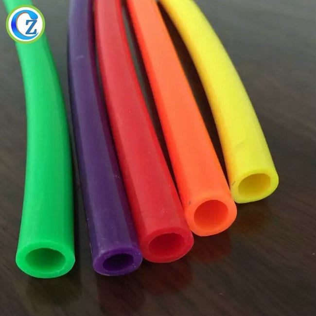 Factory Price Rubber Ring Gasket For Faucets - Fuel Resistant High Pressure Silicone Rubber Hose Tube – Zichen