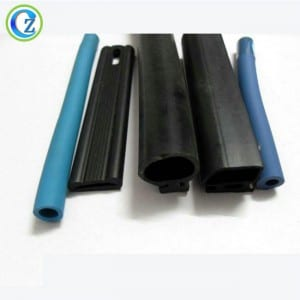 Customized Special Shape Silicone Hose Flexible Soft Rubber Tubing