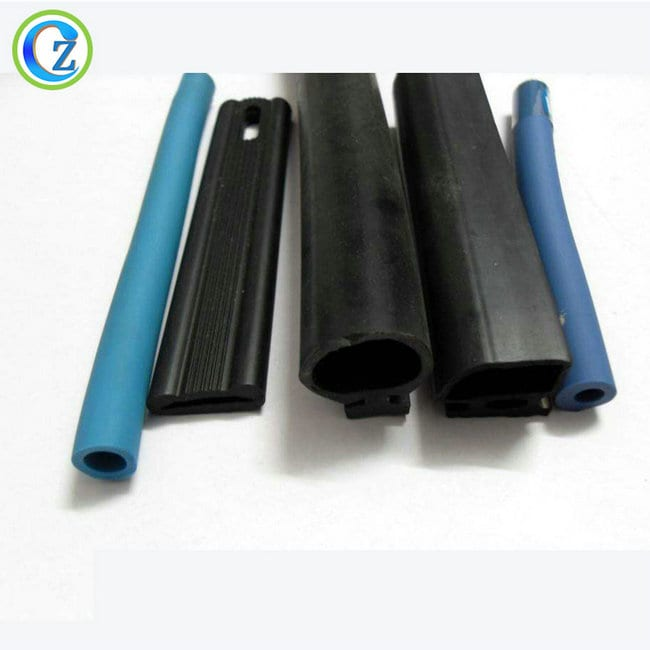 OEM/ODM Factory Imprint Silicone Wristband - Different Types Deformed Silicone Hoses High Quality Rubber Tubing – Zichen