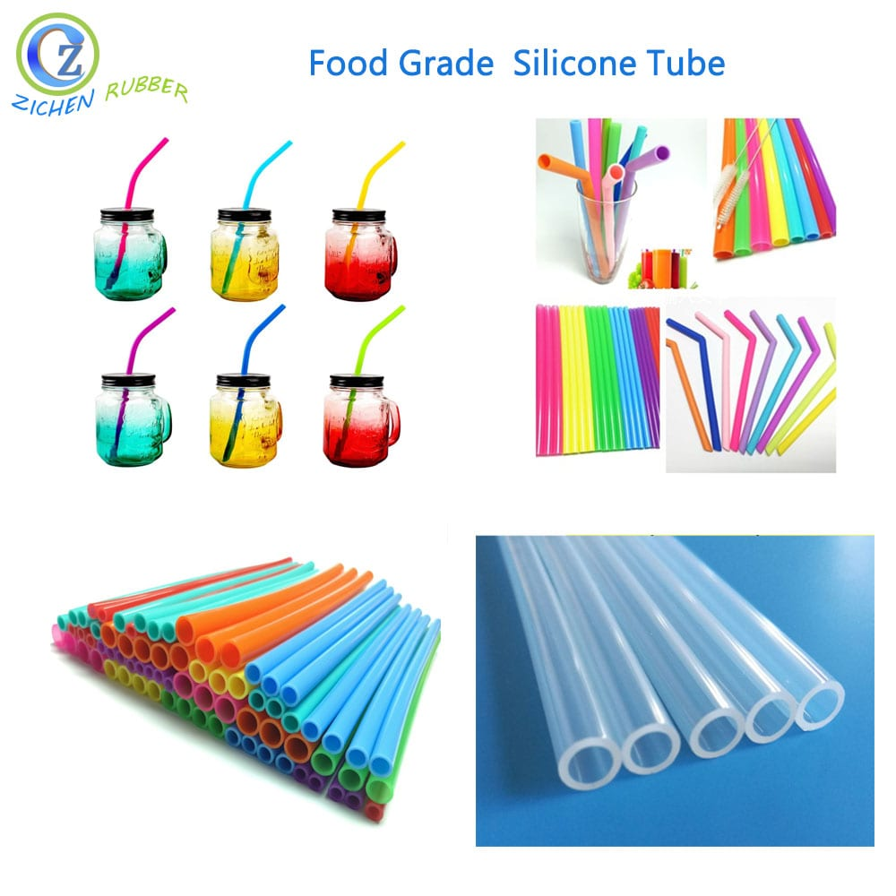 silicone drink straws
