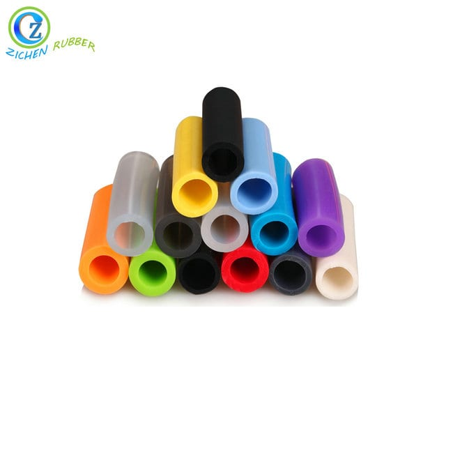 China OEM Silicone Rubber Cup Sleeve - Large Diameter Rubber Hose Clear Silicone Rubber Tubing Thin Wall Silicone Rubber Tubing – Zichen