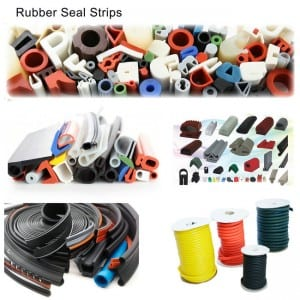 Custom Factory Price Waterproof Silicone Rubber Seal Strip