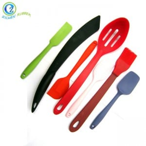 High Quality Silicone Kitchen Tool Custom Silicone Baking Spatula