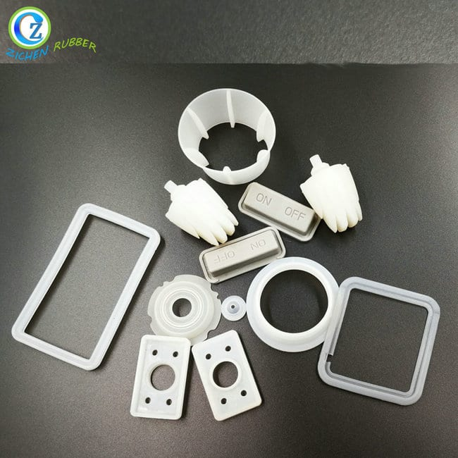 Reasonable price Natural Rubber O Rings - Different Size Colorful Food Grade Silicone Seal Gasket – Zichen