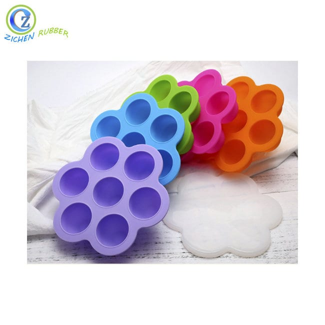 Factory Cheap Thin Rubber Hose - Best Star Ice Cube Tray Custom Colored Small Silicone Ice Cube Trays – Zichen